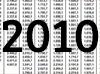 Die Gehaltstabellen 2010