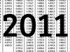 Die Gehaltstabellen 2011