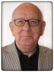 Gerhard Müldner, 6.10.1945 - 28.6.2018 †