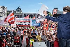 Arbeitszeit: FPÖ diffamiert öffentlich BetriebsrätInnen